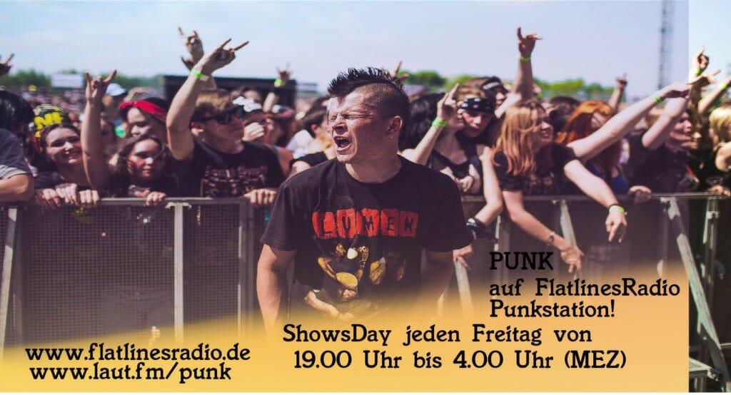Unsere Radio Shows