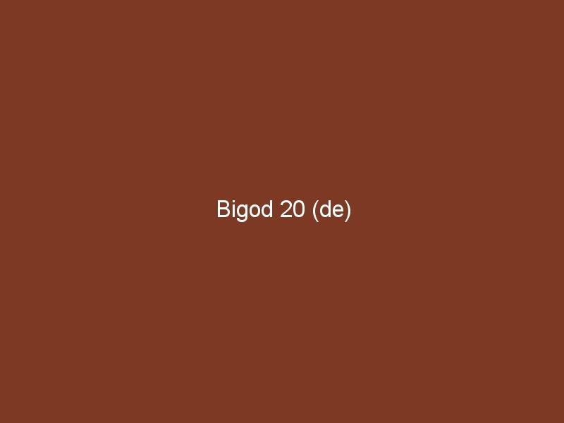 Bigod 20 (de)