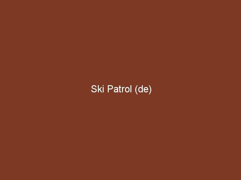 Ski Patrol (de)
