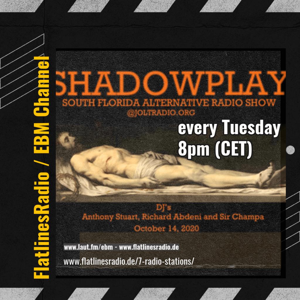 Neue Show auf dem EBM Sender – Shadowland!